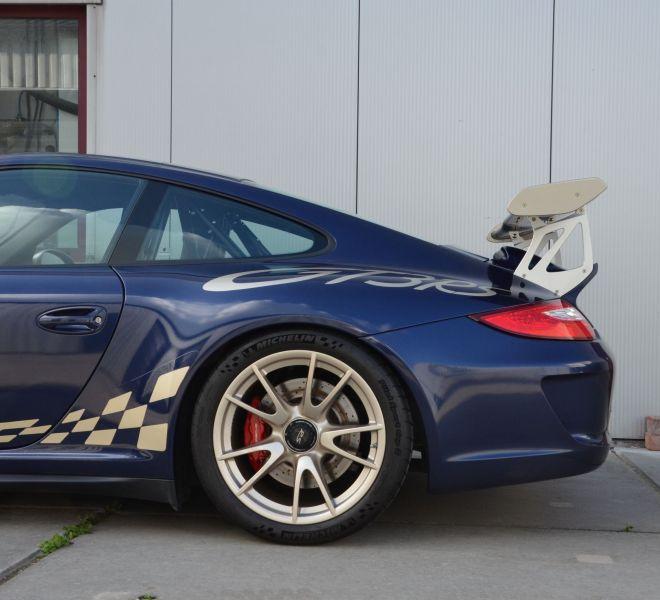 Porsche GT3RS Wrappen